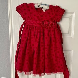 The Children's Place Holiday Dress size 3T
